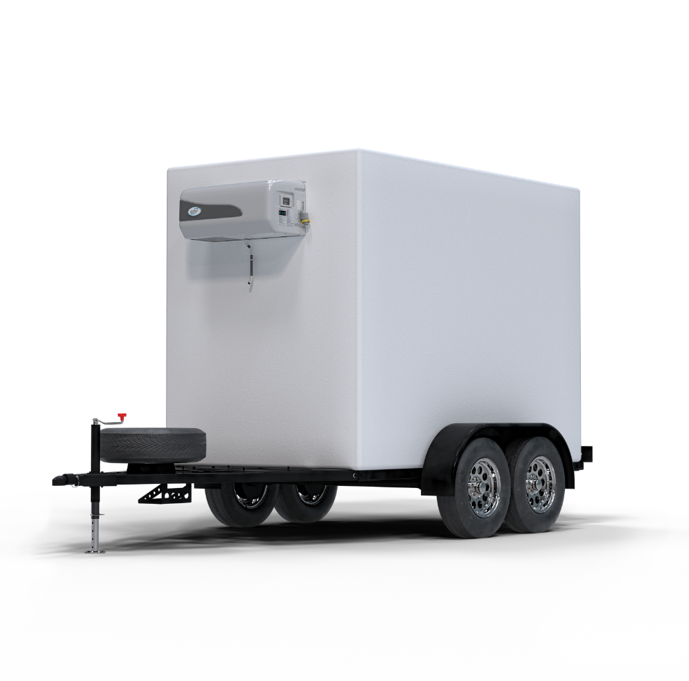 6x12 Refrigerated Trailer