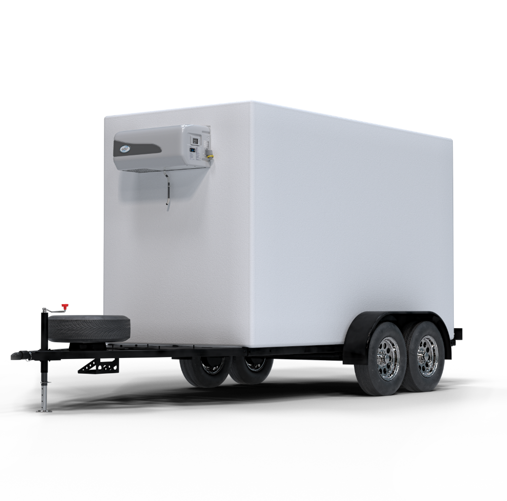 6x16 Refrigerated Trailer