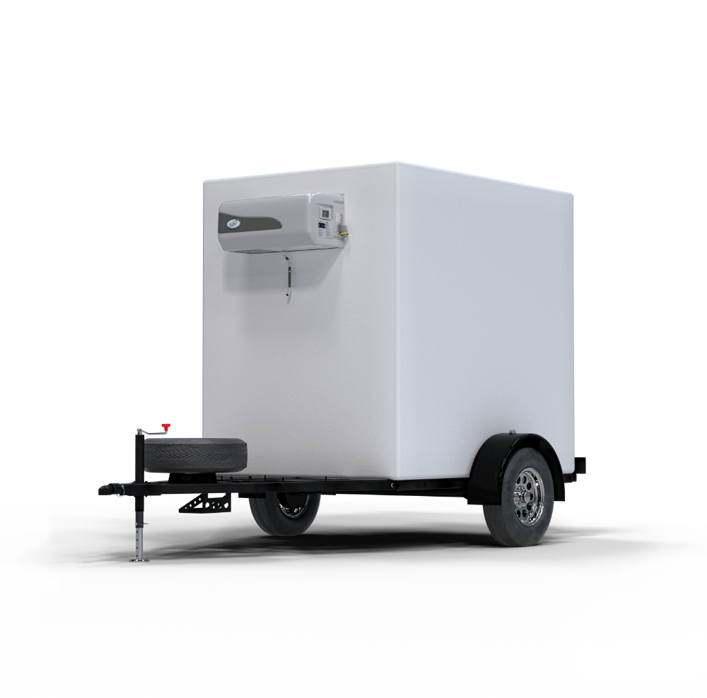 6x8 Refrigerated Trailer